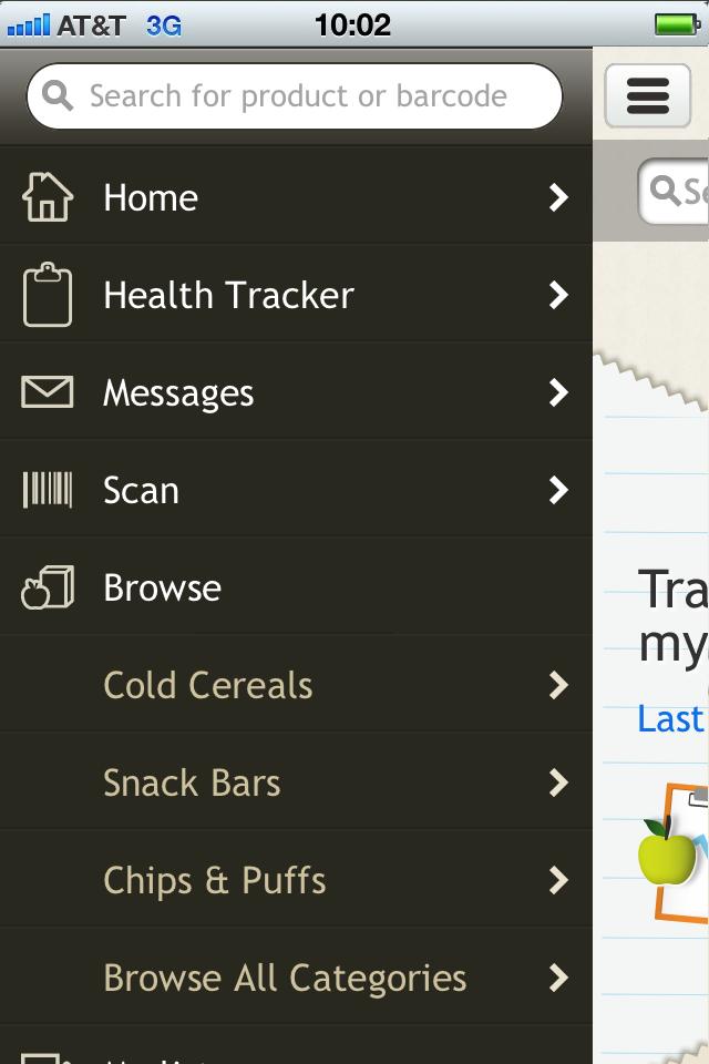 Fooducate - Diet Tracker & Healthy Food Nutrition Scanner Screenshot 4